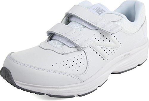 New Balance Men's, 411v2 Walking Sneakers White 12 4E