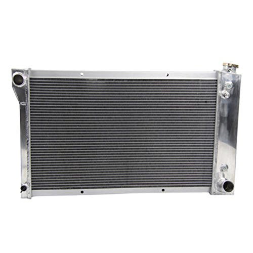 CoolingCare 4 Row All Aluminum Radiator for 1969-1972 Chevrolet Blazer/GMC Jimmy, 26