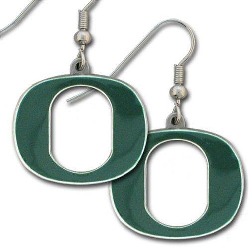 Duck Dangle Post (NCAA Oregon Ducks Dangle Earrings)