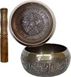 SINGING BOWL MEDIUM-BUDDHA