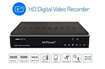 Gaintree 4CH Mini 960H CCTV DVR HDMI 1080P 500GB HDD Hard Drive Home Security System