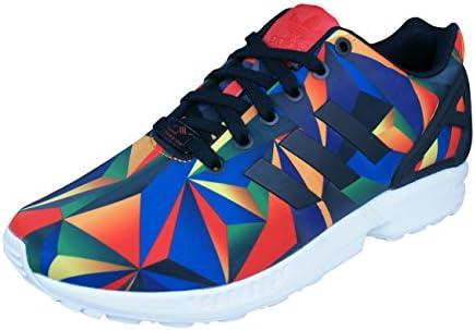 adidas Originals ZX Flux Macro Prism Running Shoes Trainers