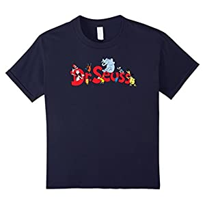 Kids Dr. Seuss Family T-shirt 10 Navy