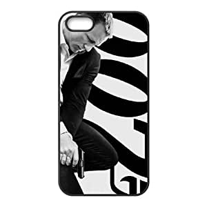 iPhone 5,5S cell phone cases Black 007 MN710017