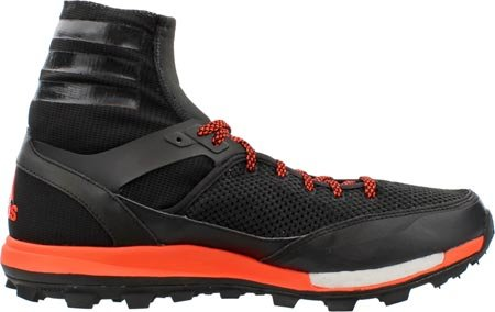 Scarpa Da Trekking Adidas Mens Adizero Xt 5, Nero / Grigio Scuro / Rosso Solare, Us 6 M
