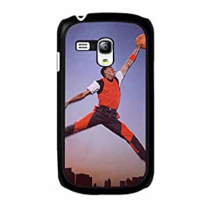 Creative Classical Air Jordan Logo Phone Case for Samsung Galaxy S3 Mini Air Jordan Pattern Series Lightweight Cover Phone Case