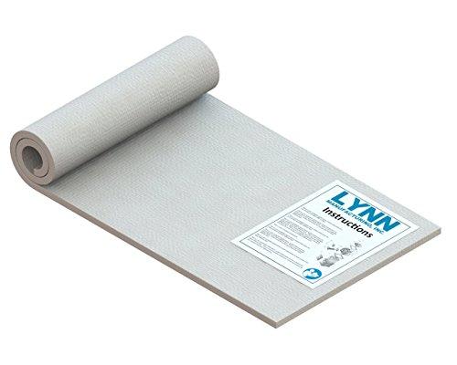 48' Ceramic (Wet Ceramic Fiber Blanket, 2300F Rated, Lynn Kit A, 48'' x 14'' x 1/2'')