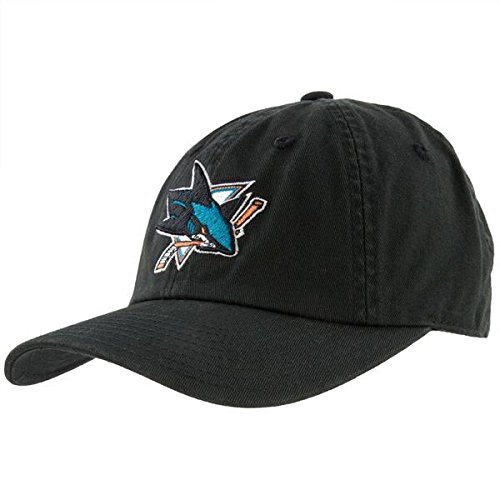 San Jose Sharks NHL Blue Line Cotton Twill Adjustable Dad Hat