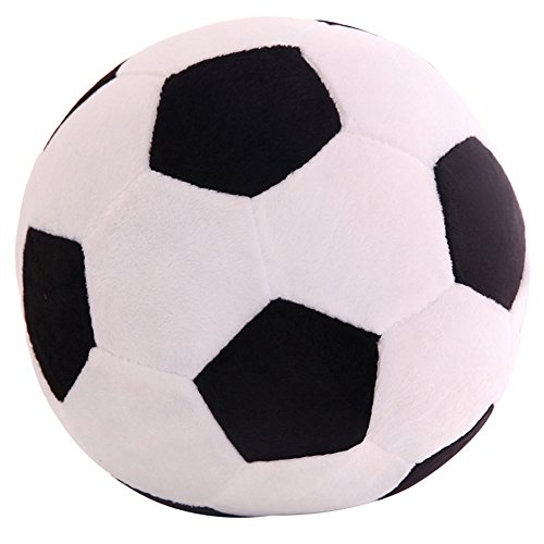 Luxsea Stuffed Soccer Ball Cushion Plush Toy World Cup Soft Durable Soccer Sports Toy Gift For Kids 8
