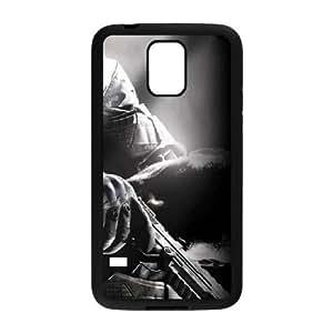 Samsung Galaxy S5 Phone Case Black Call of Duty Black Ops NJY8744344