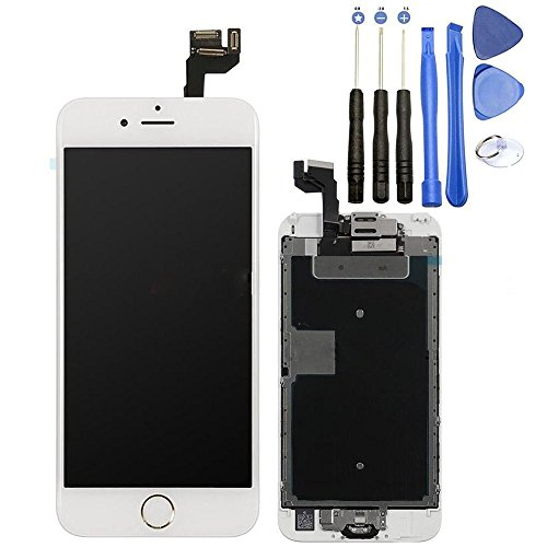 For iPhone 6s 4.7inch LCD Display Screen Touch Digitizer ...