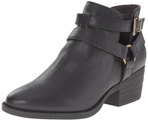 Boot BC Communal Footwear Black Women's qwq4PfxO