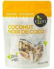 ELAN Organic Coconut Smiles 125 Gram