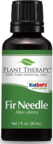 (Plant Therapy Fir Needle Essential Oil. 100% Pure, Undiluted, Therapeutic Grade. 30 ml (1 oz).)