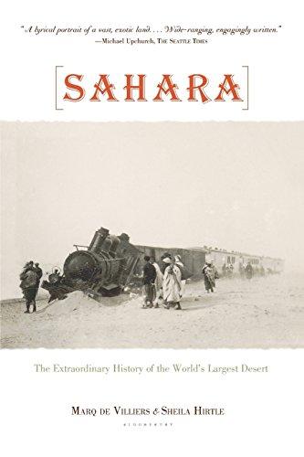 Sahara: The Extraordinary History of the World's Largest Desert