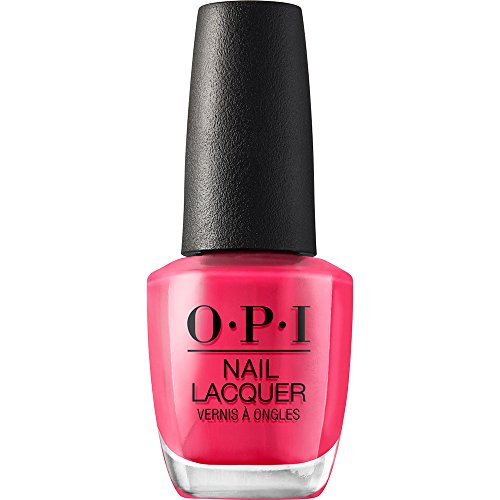 OPI Nail Lacquer, Charged Up Cherry