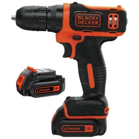 Black & Decker Steel Drill - 7