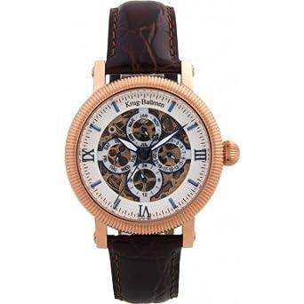 Krug Baumen 60252KM Herren armbanduhr