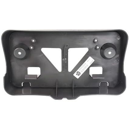 FO1068126 EDGE 07-10 FRONT BUMPER BRACKET Make Auto Parts Manufacturing Limited//SE//SEL//SEL//Sport Models License Plate