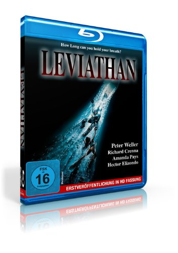 Leviathan [Blu-ray] [Import allemand]