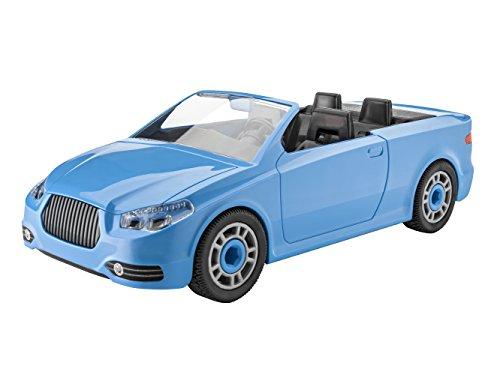 Revell Junior Roadster Convertible Model Kit, Blue ()
