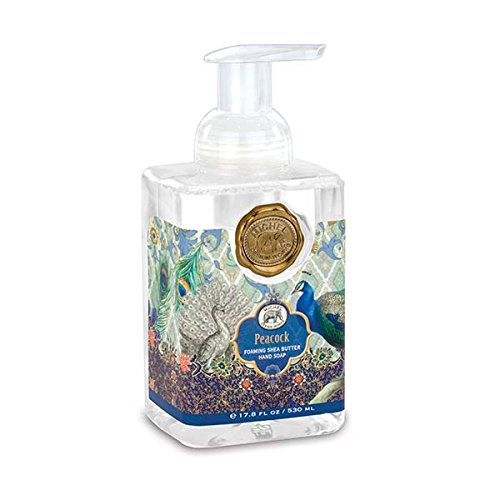 Michel Design Works Scented Foaming Hand Soap, Peacock