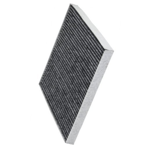 HQRP Cabin Air Filter for Kia Optima 2011 / 2012 Activated Charcoal Microfilter plus HQRP UV Meter
