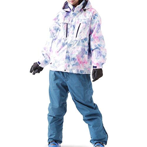 PONTAPES(ポンタペス)全8色柄メンズ&レディーススキーウェア上下セットPOSKI-127MPOSKI-06XSサイズ16-17新作スノボウェアスキーウエア男性用女性用スノボーウェア