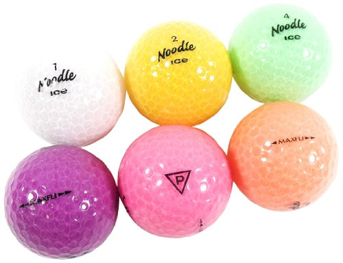 noodle ice golf balls - 2