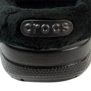 Crocs Blitzen Foderato Nero Zoccolo