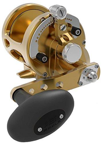 AVET MXL5.8 MC G2 Gold Lever Drag Casting Reel