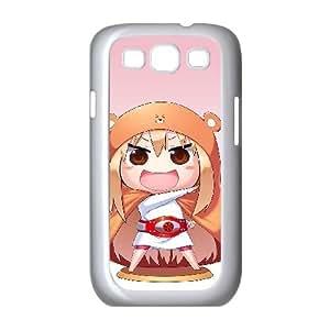 Himouto! Umaru Chan I4W67U7IW funda Samsung Galaxy S3 9300 funda caso AR4SVV blanco