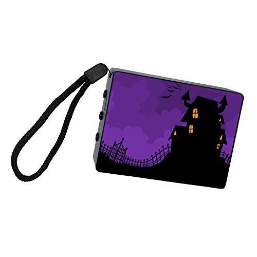 Patina Halloween Coming Portable Bluetooth Speakers Rechargeable Stereo Shockproof & Dustproof Wireless Speaker