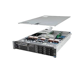 DELL PowerEdge R710 SFF 2 x 2.40Ghz E5620 Quad Core 32GB RAM 146GB RAID (Renewed)