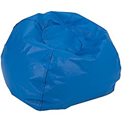 Sprogs SPG-610-078-SO Round Bean Bag Chair, Blue