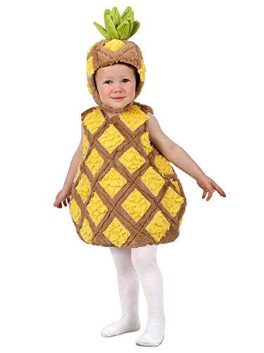 Princess Paradise Toddler Tropical Pineapple Costume -
