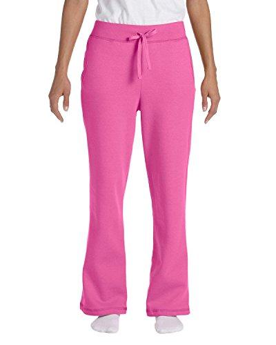 Gildan 18400FL - Heavy Blend Ladies' Missy Fit Open Bottom Sweatpants