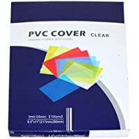 MyBinding.com 5mil Crystal Clear 8.5 x 11 Letter Size Covers - 100pk Clear