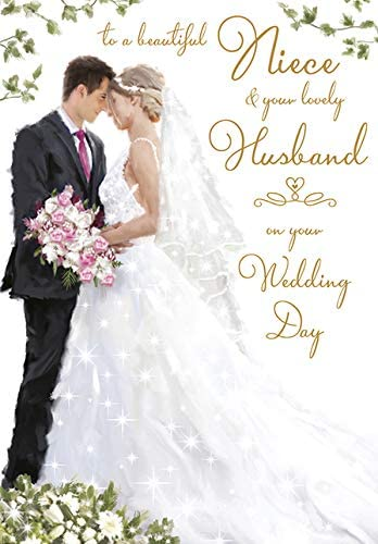 Gorgeous Personalised Wedding Day Card Today I Marry My Best FriendSoulmate Keepsake, Handsome Bride, Wife, Husband, Groom, Soul Mate