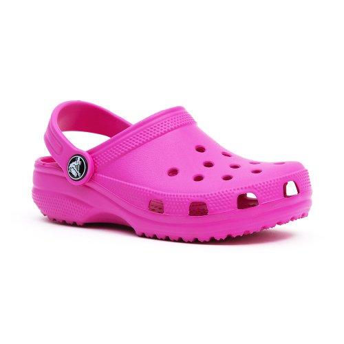 Crocs Enfant Rose Mixte fuchsia Classic Sabots Kids gqwFgv