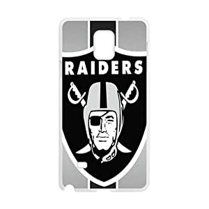SANYISAN oakland raiders Phone Case for Samsung Galaxy Note4 Case