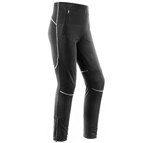 INBIKE Cycling Pants, Winter Windproof Fleece Thermal Men Cy