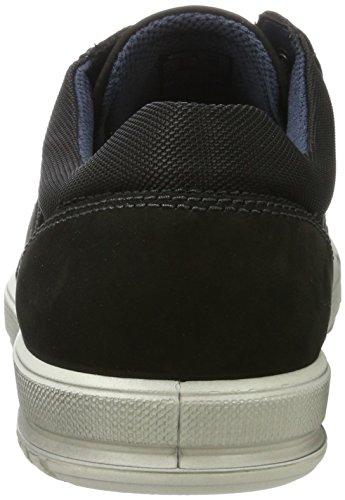 Ecco Mannen Ennio Sneaker Zwart (black)