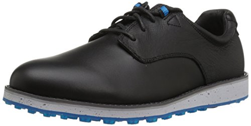 Callaway Men's Swami Golf Shoe - Black/Grey - 10.5 D(M) US