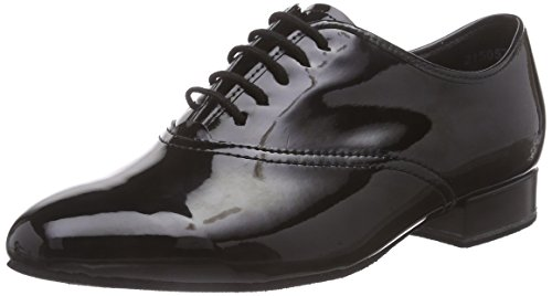 Diamant Mens 078-075-038 Black Patent - American 11.5 / European 10.5 by Diamant