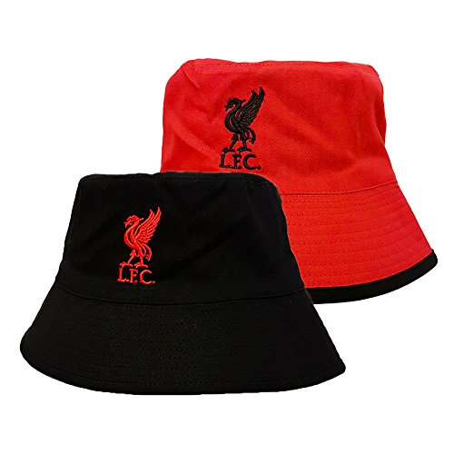 Liverpool FC Official Football Cap (Black Crest)  Amazon.co.uk  Sports    Outdoors 56ad2b2a5b3