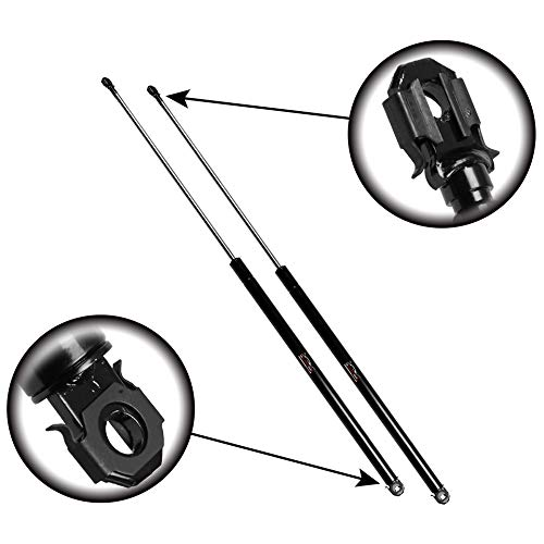 Qty (2) StrongArm 4744 Front Hood Lift Supports Struts Shocks