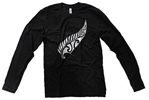 New Zealand Maori Long Sleeve T-Shirt (M)