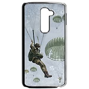 Band of Brothers LG G2 Black Phone Case Maverick Fantasy Funny Terror Tease Magical YHNL797810639