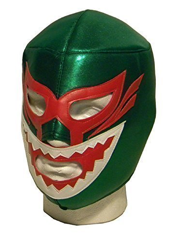 Shark Adult luchador lucha libre wrestling mask by Luchadora by Luchadora